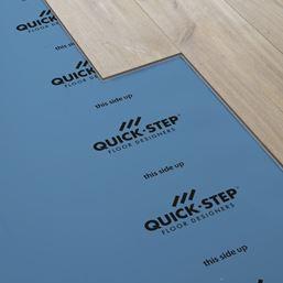 Quickstep LVT Transit Underlay