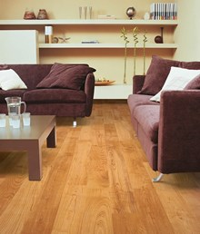 Quickstep Eligna Natural Varnished Cherry U864 Laminate Flooring