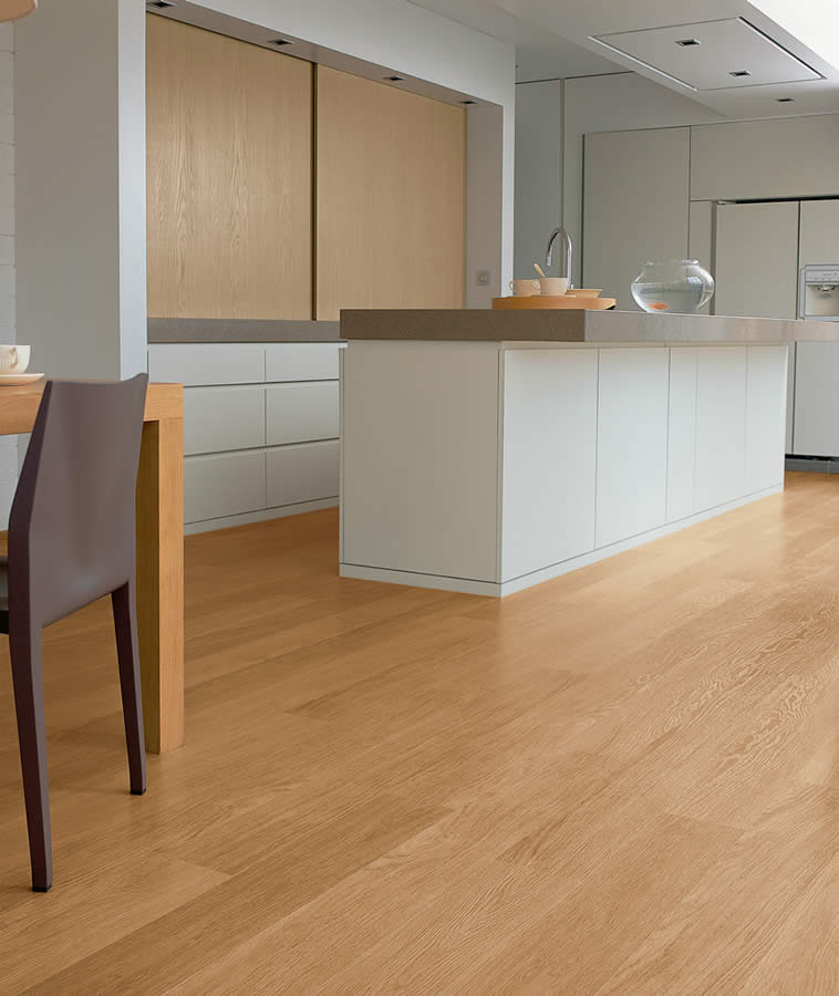 Quickstep Eligna White Oak Light Natural El1491 Laminate Flooring