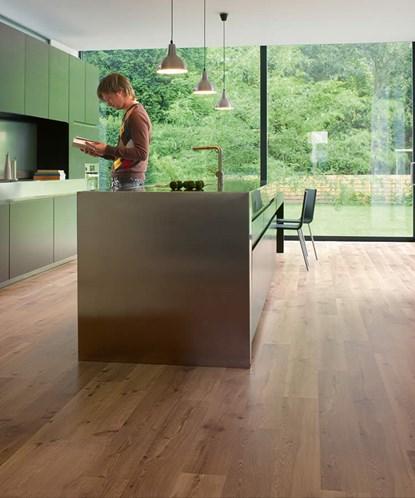 Quickstep Eligna Vintage Oak Natural Varnished U995 Laminate Flooring
