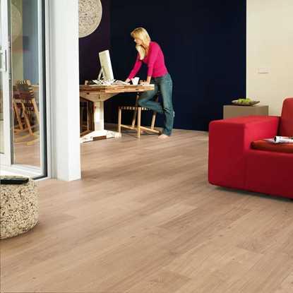 Quickstep Elite Worn Light Oak UE1303 Laminate Flooring
