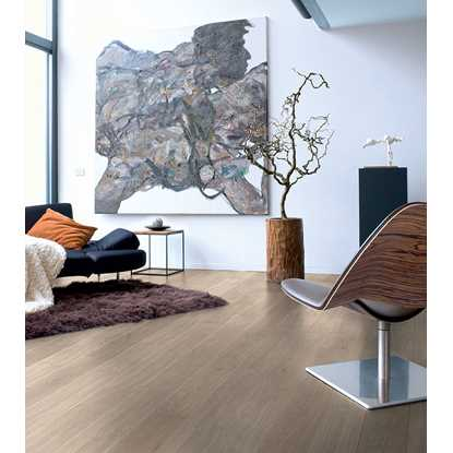 Quickstep Elite Grey Varnished Oak UE1304 Laminate Flooring
