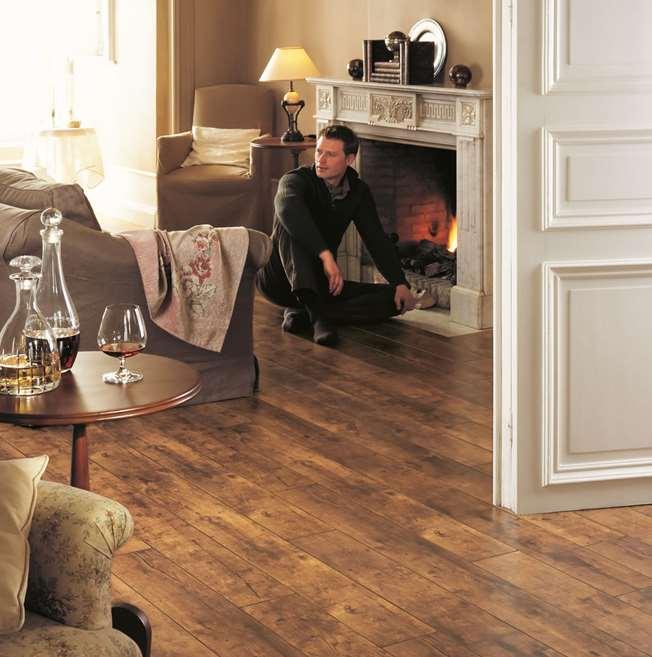 Quickstep Perspective Homage Oak Natural Oiled Uf1157 Laminate Flooring
