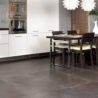 Quickstep Arte Polished Concrete Dark UF1247 Laminate Flooring