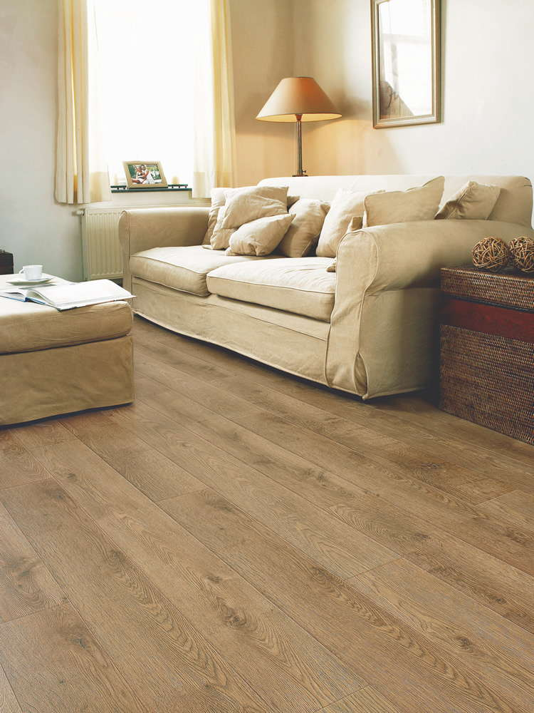 Quickstep Perspective Old Oak Matt Oiled Uf312 Laminate