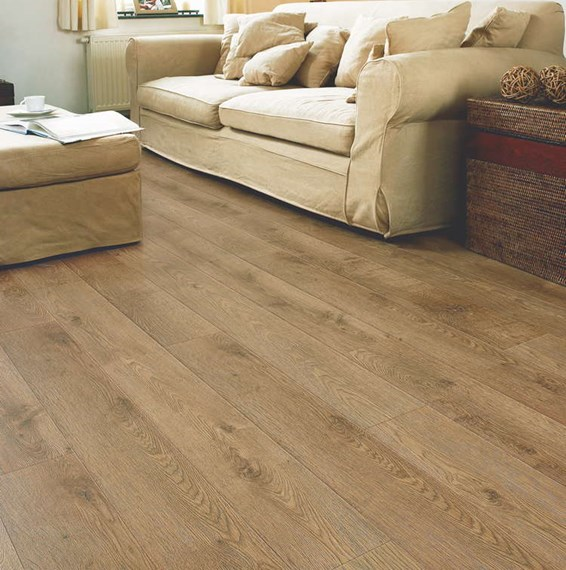 Quickstep perspective old oak matt oiled uf312 laminate for Quick step laminate flooring reviews uk