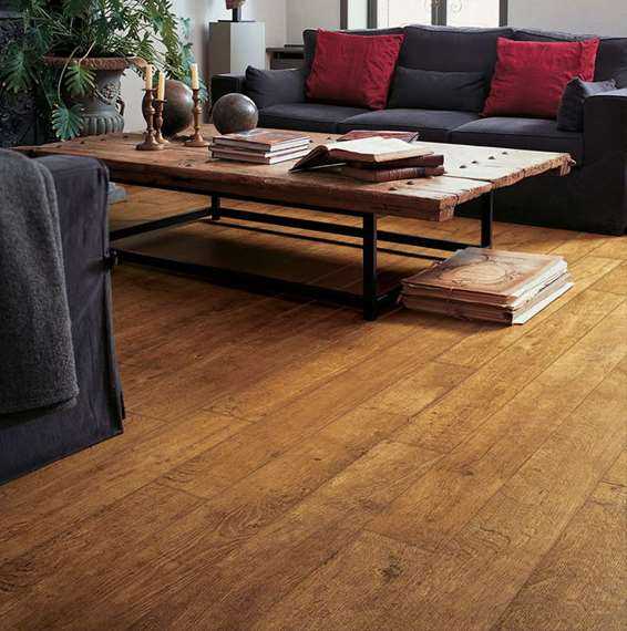 quickstep perspective harvest oak uf860 laminate flooring. Black Bedroom Furniture Sets. Home Design Ideas