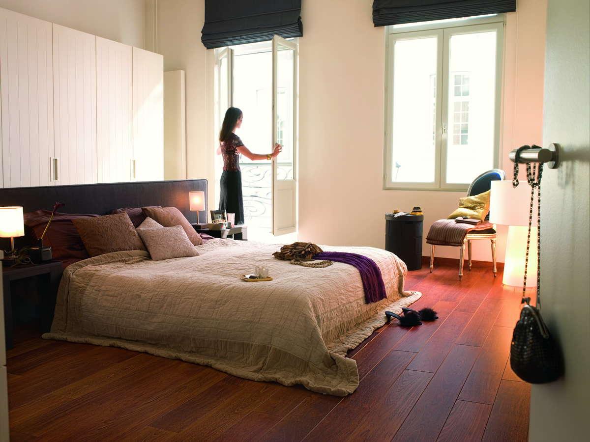 Quickstep perspective merbau planks uf996 laminate flooring for Quickstep flooring