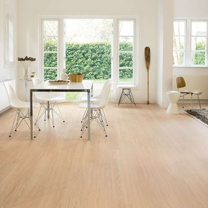 Quickstep Eligna Oak White Oiled UW1538 Laminate Flooring