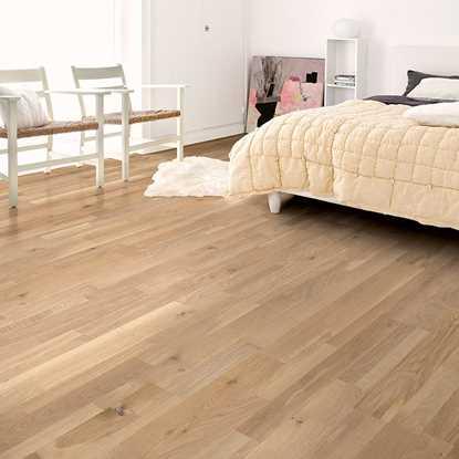 Quickstep Variano Dynamic Raw Oak Extra Matt VAR3102S Engineered Wood Flooring