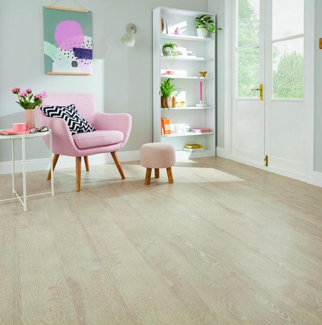 Karndean Van Gogh Blush Oak Vinyl Flooring
