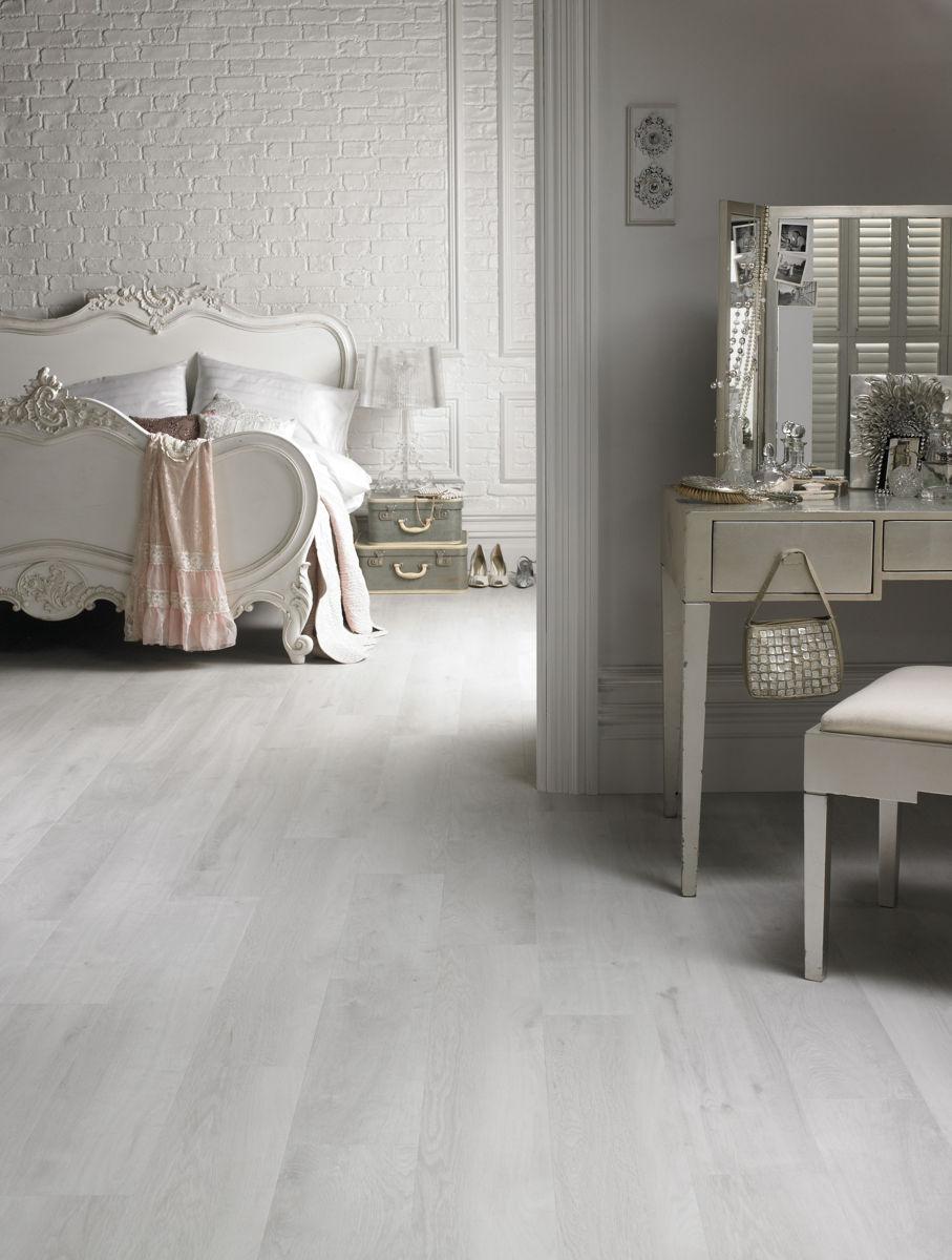karndean van gogh white washed oak vgw80t vinyl flooring. Black Bedroom Furniture Sets. Home Design Ideas