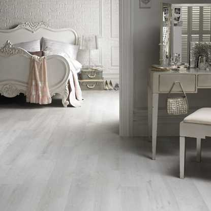 Karndean Van Gogh White Washed Oak VGW80T Vinyl Flooring