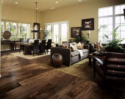 Kahrs Walnut Atlanta Engineered Wood Flooring