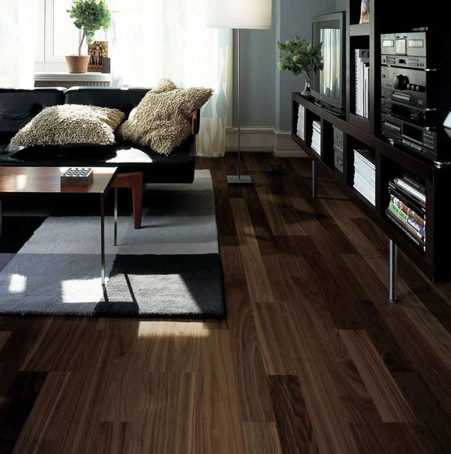 Kahrs Linnea Walnut Bloom Engineered Wood Flooring