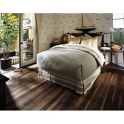 Kahrs Linnea Walnut Cocoa Engineered Wood Flooring