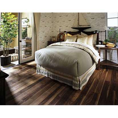 Kahrs Linnea Walnut Cocoa Engineered Wood Flooring