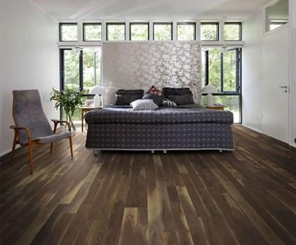 Kahrs Walnut Georgia Engineered Wood Flooring
