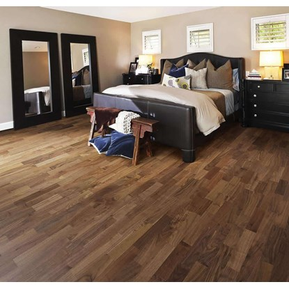 Kahrs Walnut Montreal Engineered Wood Flooring
