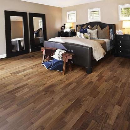 Engineered walnut flooring walnut engineered floors for Hardwood floors montreal