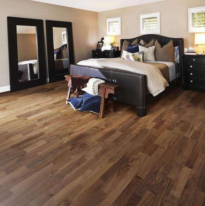Kahrs American Walnut Montreal Engineered Wood Flooring
