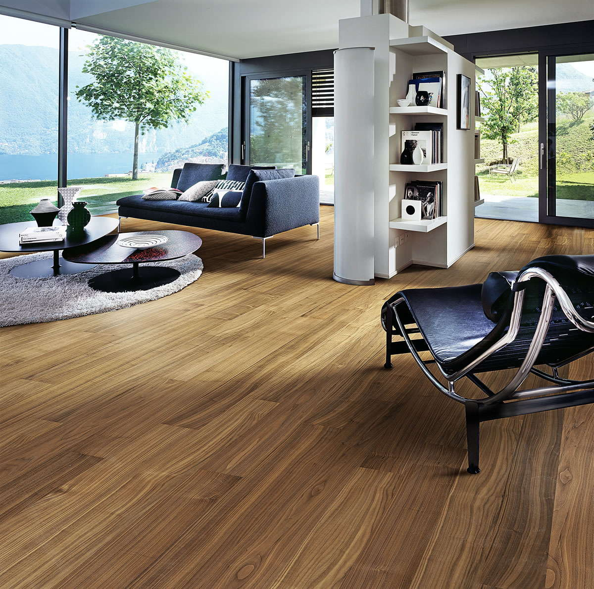 Kahrs linnea walnut statue for Kahrs flooring