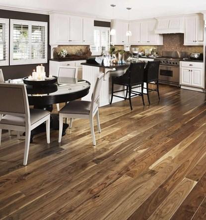 Kahrs Walnut Vermont Engineered Wood Flooring
