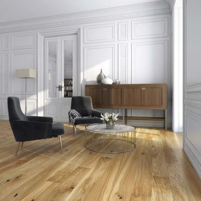 Natura Oak Belfast Engineered Wood Flooring