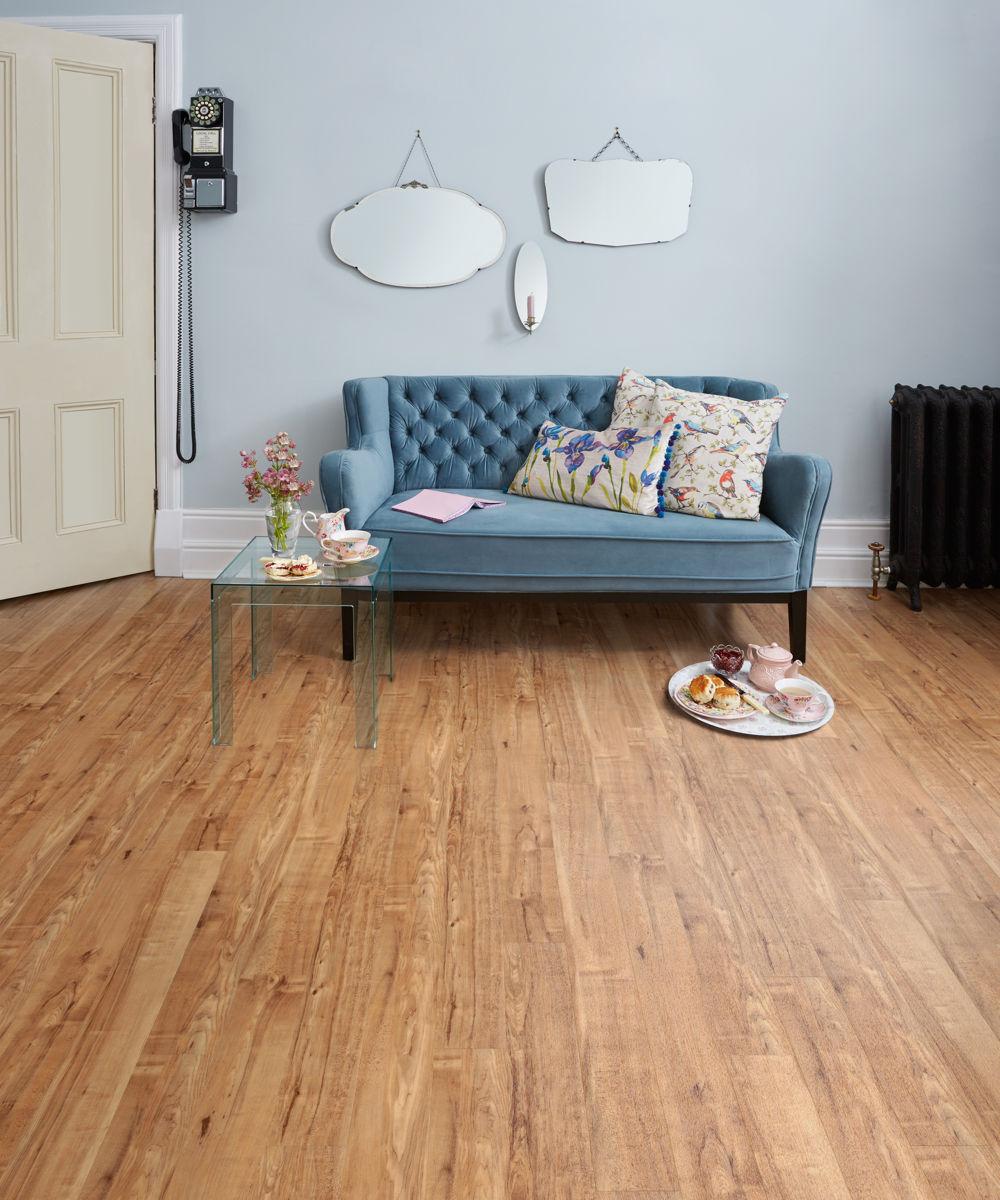 Tree Flooring: Polyflor Camaro Nut Tree