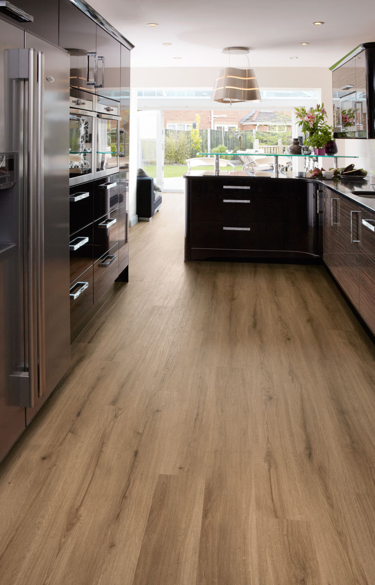 Polyflor Camaro Natural Oak 2232 Vinyl Flooring