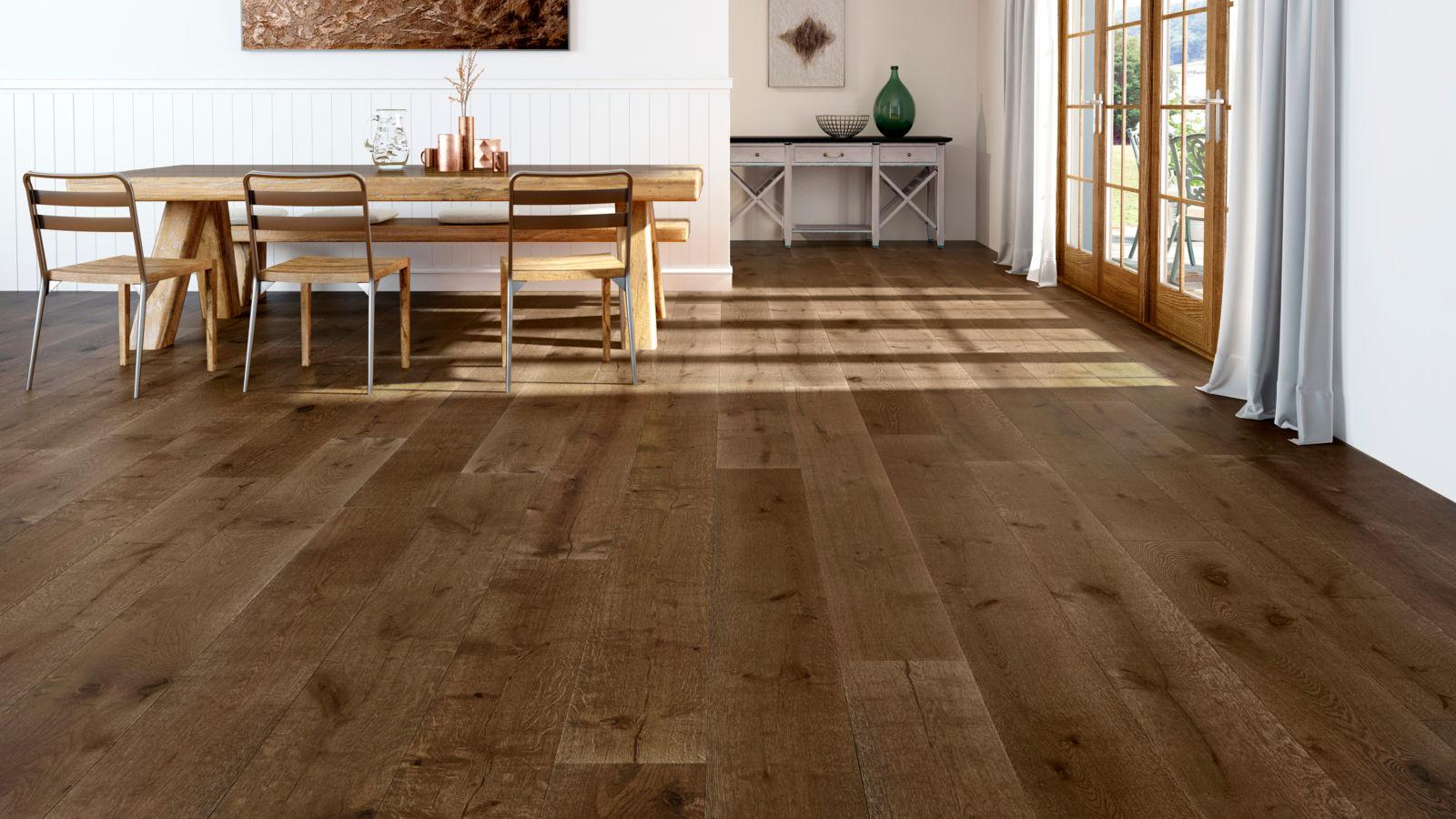 Natura Oak Ironbark Cottage Engineered Wood Flooring