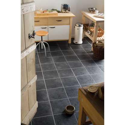 Kronospan Stoneline XL Cotto Anthracite Laminate Flooring