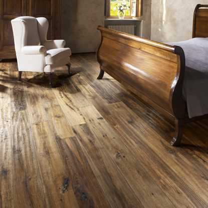 Kahrs Artisan Oak Rye Engineered Wood Flooring