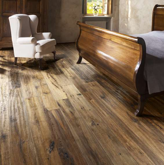 Kahrs Artisan Oak Rye Engineered Wood Flooring