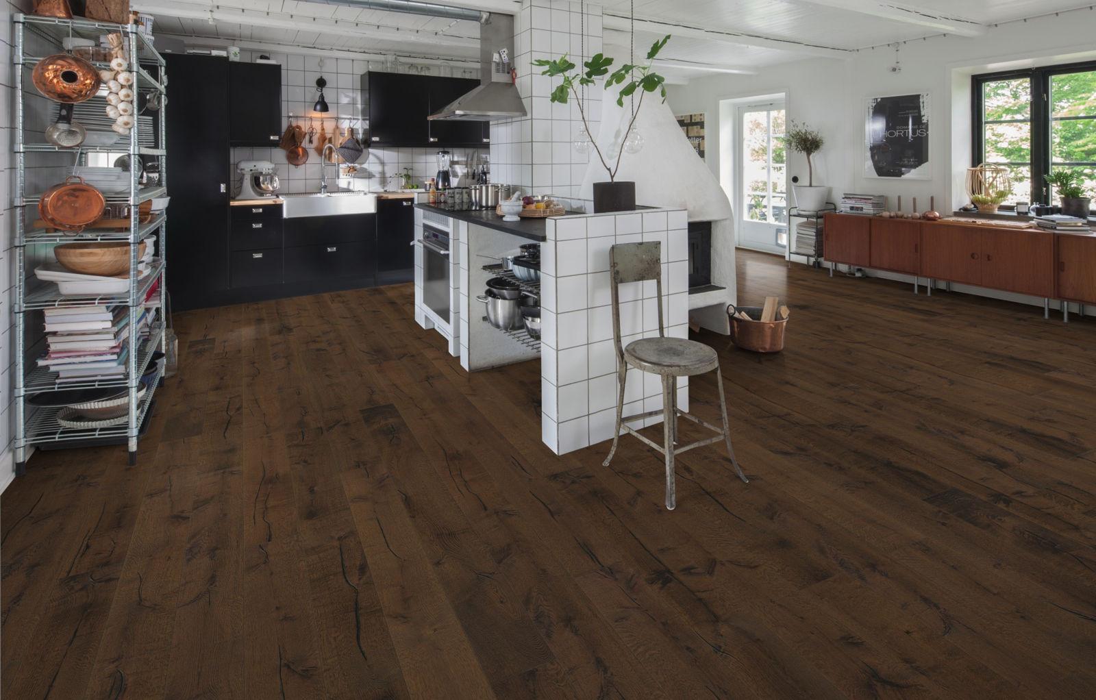 Kahrs Oak Tveta Engineered Wood Flooring