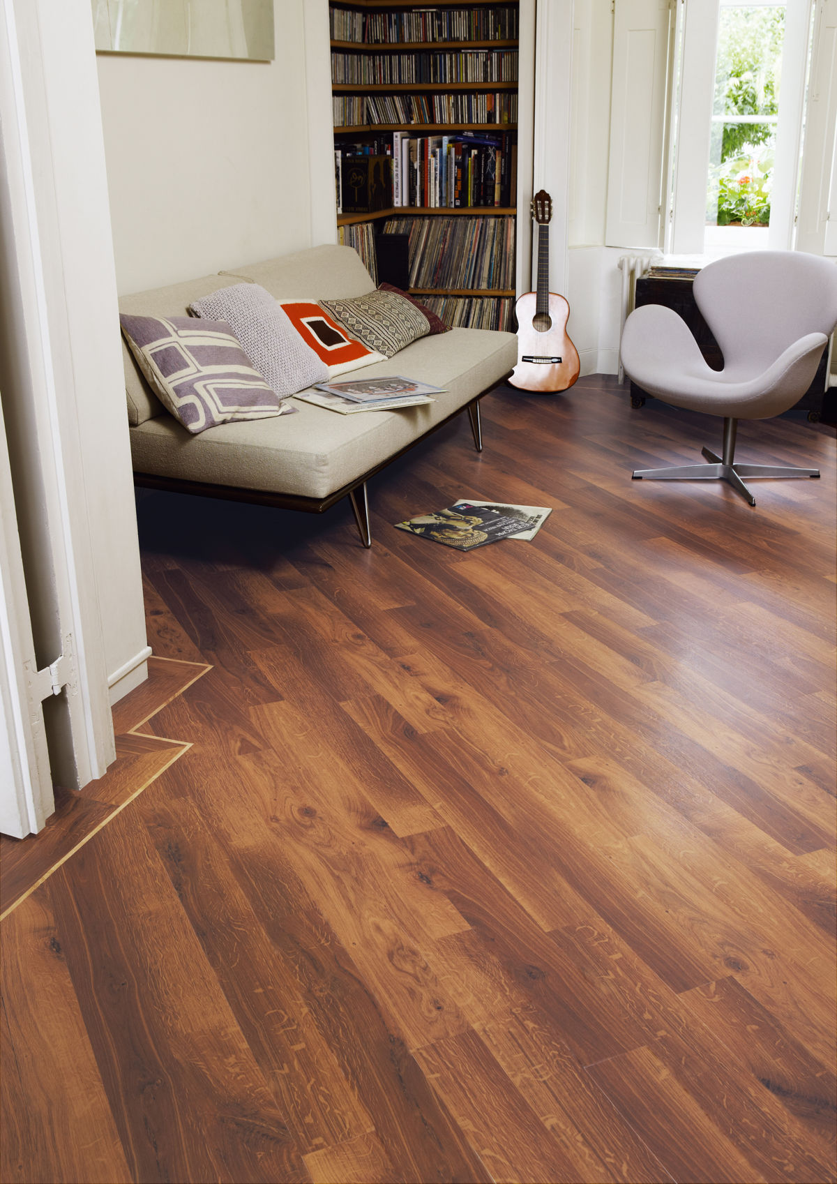Karndean Knight Tile Edwardian Oak Kp92 Vinyl Flooring