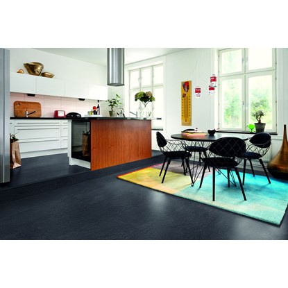 Pergo Original Excellence Charcoal Slate Laminate Flooring
