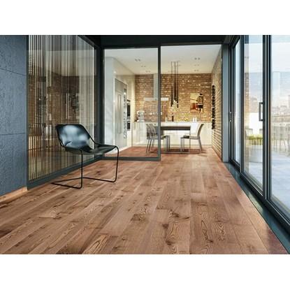 Barlinek Ash Hazelnut Grande Engineered Wood Flooring