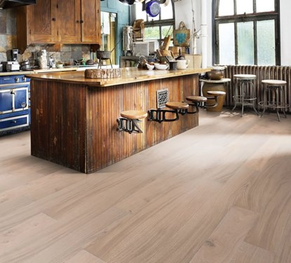 Natura By Kahrs New Oak Bath Engineered Wood Flooring
