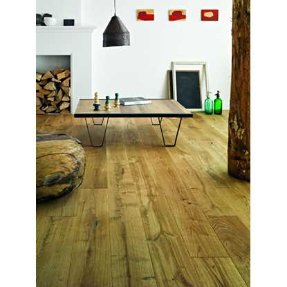 Barlinek Oak Calvados Grande Engineered Wood Flooring
