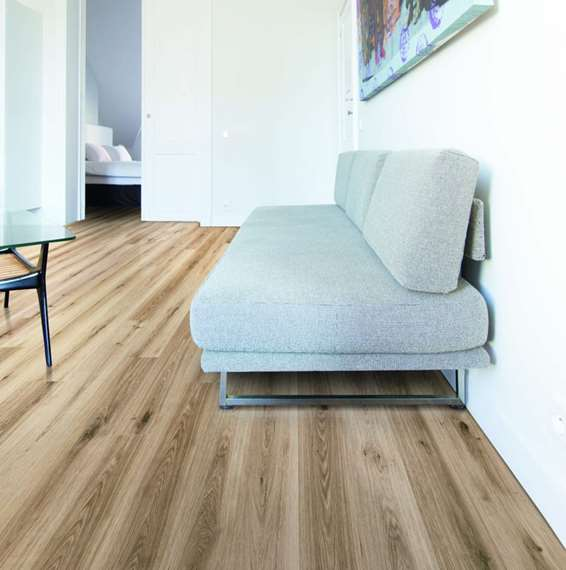 Natura by unilin forte new york oak 12mm laminate flooring for Laminate flooring york
