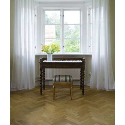 Natura Oak Prime Parquet Block Unfinished