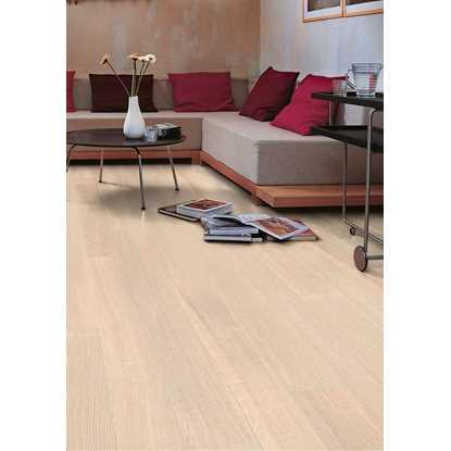 Quickstep Castello Polar Oak Matt CAS1340S Engineered Wood Flooring