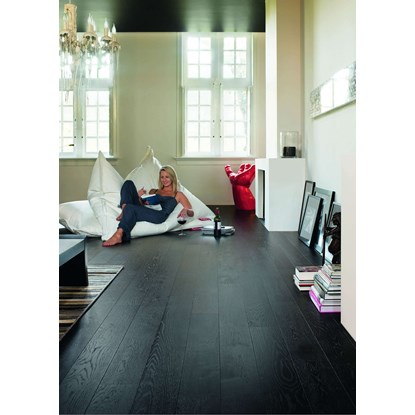 Quickstep Castello Wenge Oak Silk CAS1343S Engineered Wood Flooring