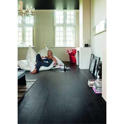 Quickstep Castello Wenge Oak Silk CAS1343S Engineered Wood Flooring