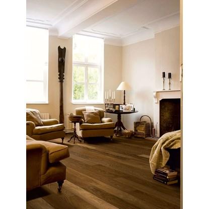 Quickstep Castello Havana Smoked Oak Matt CAS1354S Engineered Wood Flooring