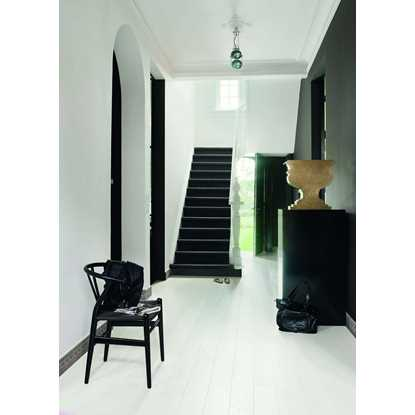 Quickstep Castello Ivory White Ash Satin CAS1479S Engineered Wood Flooring