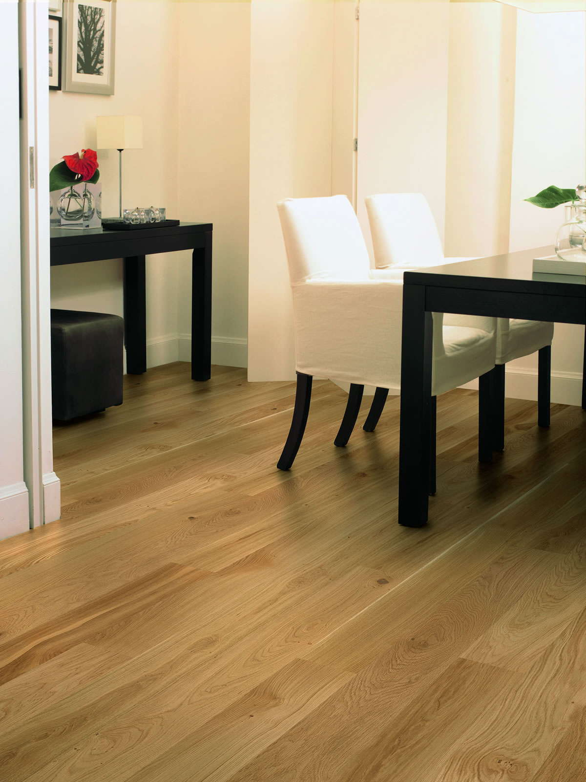 quickstep compact oak natural matt com1450 engineered wood flooring. Black Bedroom Furniture Sets. Home Design Ideas
