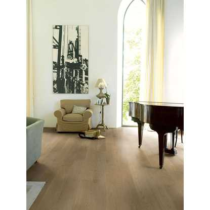 Quickstep Compact Sand Oak Matt COM1452 Engineered Wood Flooring