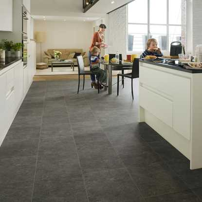 Quickstep Exquisa Slate Dark EXQ1552 Laminate Flooring